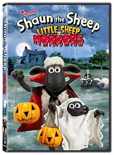 Shaun The Sheep Little Sheep Of Horrors DVD Dc Nr