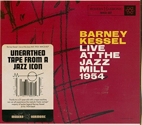 Barney Kessel Live At The Jazz Mill