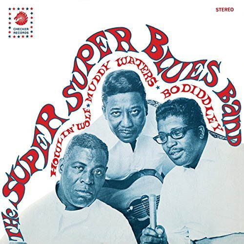 Super Super Blues Band Howlin' Wolf Muddy Waters & Bo Diddley (light Orange Opaque Vinyl) Lp