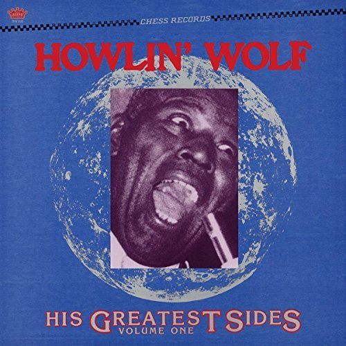 Howlin' Wolf His Greatest Sides Volume 1 (bright Red Opaque Vinyl) Lp