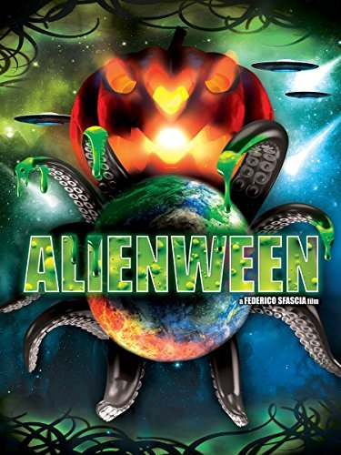 Alienween Halloween Party Apocalypse Alienween Halloween Party Apocalypse DVD