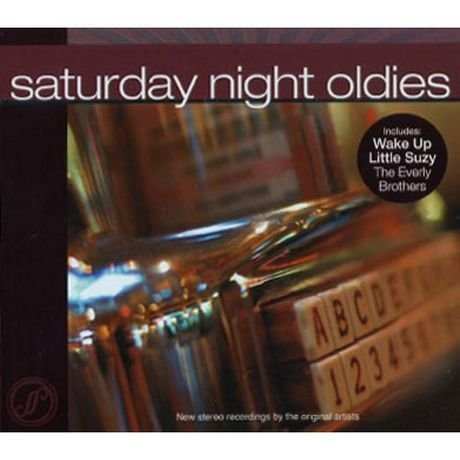 Saturday Night Oldies Saturday Night Oldies Son600 W504 Snma