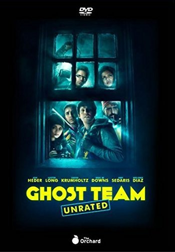 Ghost Team Heder Sedaris DVD Pg13