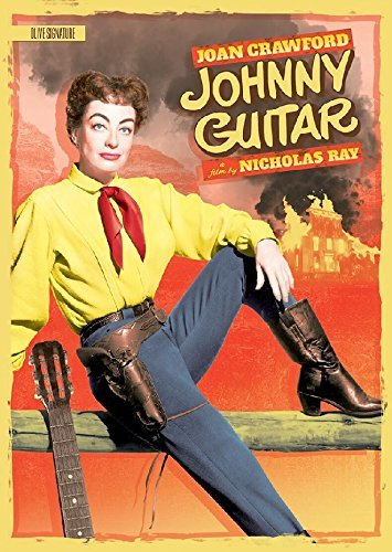 Johnny Guitar Crawford Hayden DVD Nr