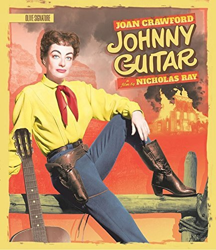 Johnny Guitar Crawford Hayden Blu Ray Nr