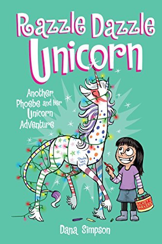 Andrews Mcmeel Publishing Razzle Dazzle Unicorn