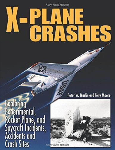 Peter W. Merlin X Plane Crashes