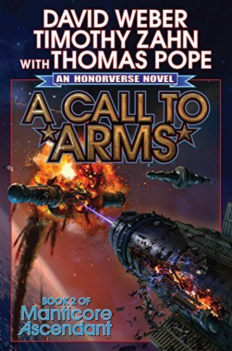 David Weber A Call To Arms