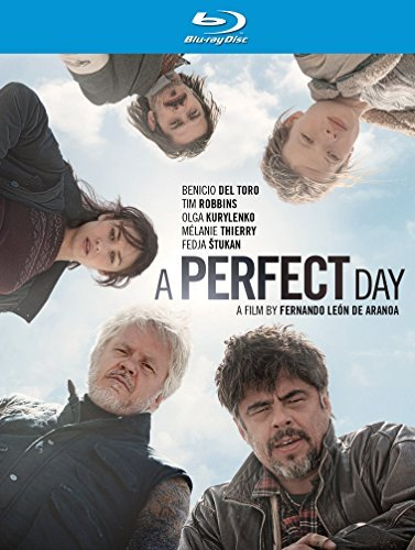 Perfect Day Del Toro Robbins Blu Ray R