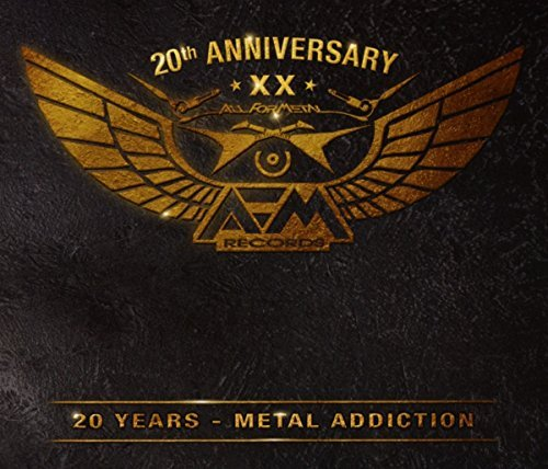 Various Artist 20 Years Metal Addiction 3cd