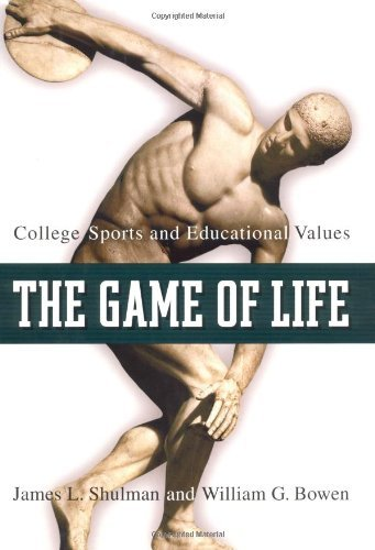 William G. Bowen & James L. Shulman The Game Of Life