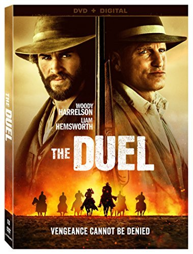 The Duel Hemsworth Harrelson DVD Dc R