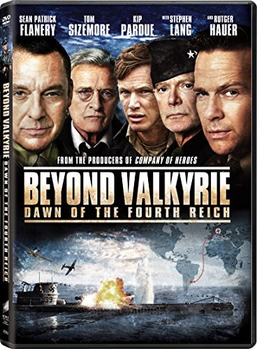 Beyond Valkyrie Dawn Of The Fourth Reich Flannery Sizemore Hauer DVD R