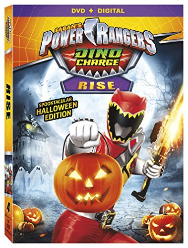 Power Rangers Dino Charge Rise DVD