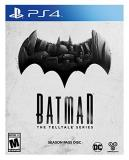 Ps4 Batman Telltale Series (season Pass Disc)