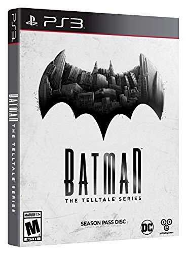 Ps3 Batman Telltale Series (season Pass Disc)