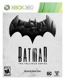 Xbox 360 Batman Telltale Series (season Pass Disc)