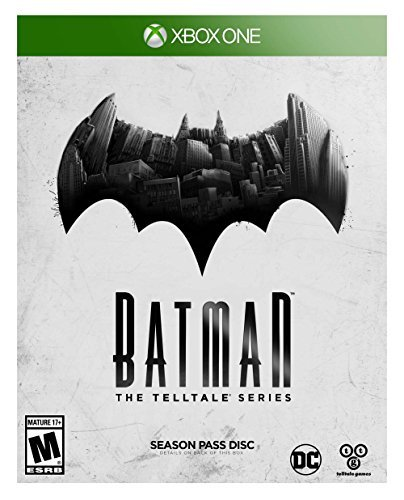 Xbox One Batman Telltale Series (season Pass Disc)