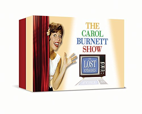 The Carol Burnett Shows Lost Episodes Ultimate Collection 22 DVD