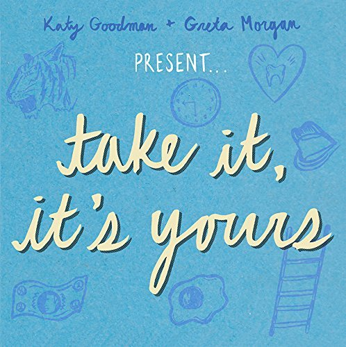 Goodman Katy & Greta Morgan Take It It's Yours 180 Gram Baby Blue Vinyl Includes Digital Download