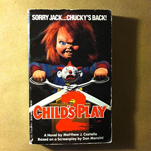 Matthew J. Costello Child's Play 2