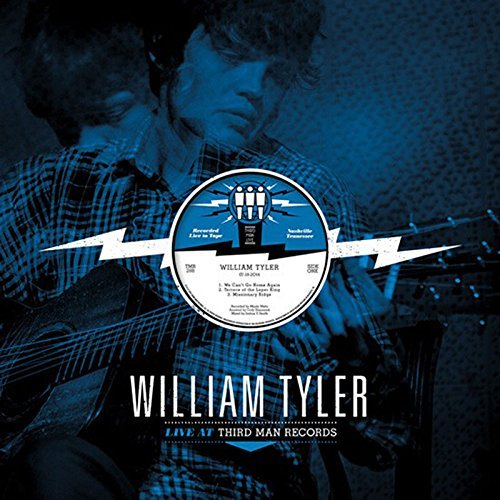 William Tyler Live At Third Man Records