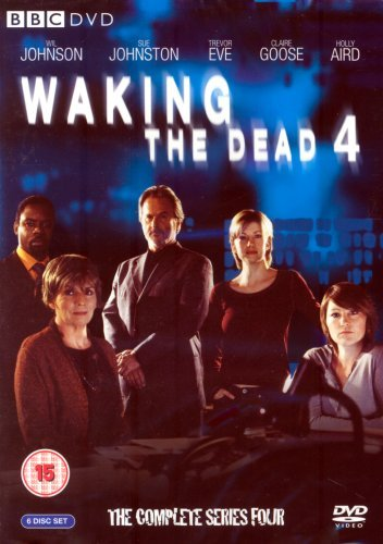 Waking The Dead Series 4 Pal Region 2