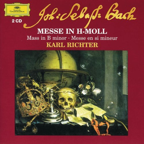 Johann Sebastian Bach Mass In B Minor 2 CD