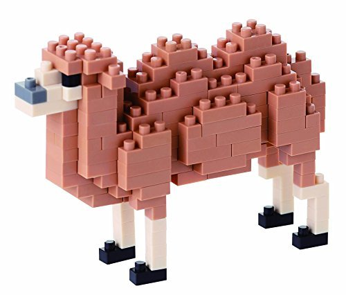 Nanoblocks Bactrian Camel