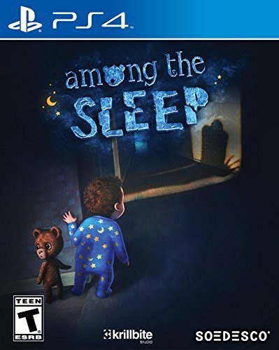 Ps4 Among The Sleep
