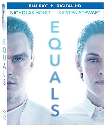 Equals Hoult Stewart Blu Ray Dc Pg13