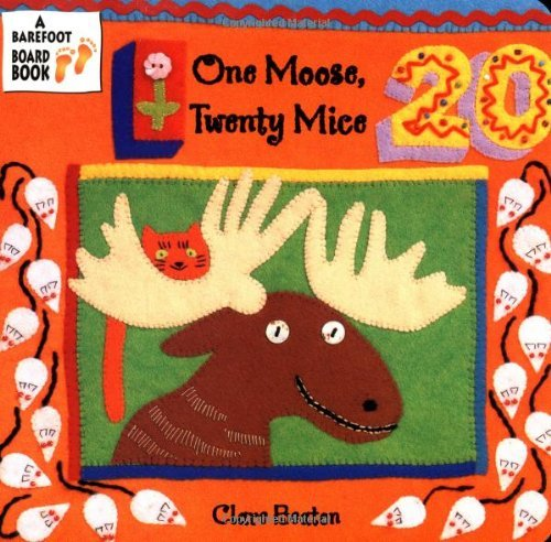 Clare Beaton One Moose Twenty Mice