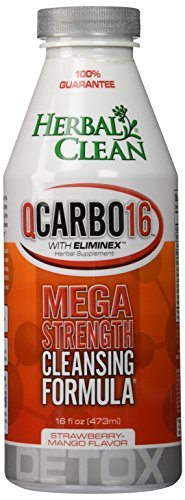 Herbal Clean Qcarbo16 Strawmango