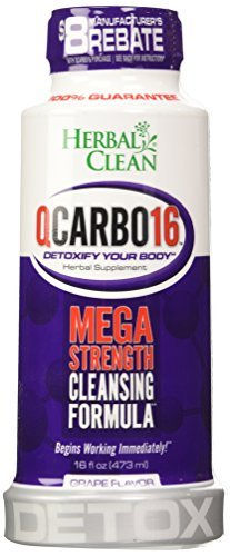 Herbal Clean Qcarbo16 Grape