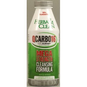 Herbal Clean Qcarbo16 Green Applecran 12 Case
