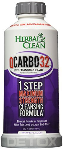 Herbal Clean Qcarbo32 Grape