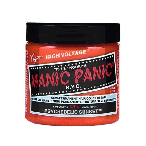 Hair Color Cream Psychedelic Sunset