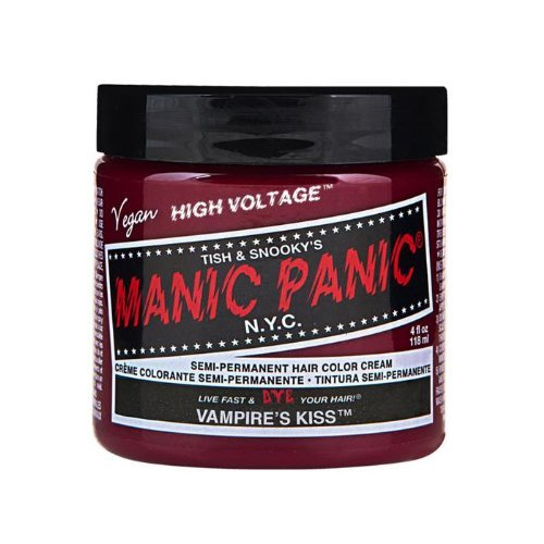 Hair Color Cream Vampires Kiss