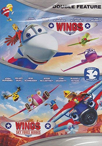 Wings Wings Sky Force Heroes Double Feature