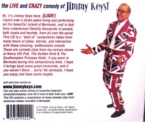 Jimmy Keys The Best Of Bermuda