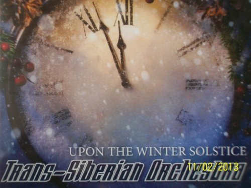 Trans Siberian Orchestra Upon The Winter Solstice