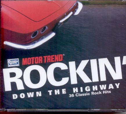Rockin' Down The Highway 36 Classic Rock Hits