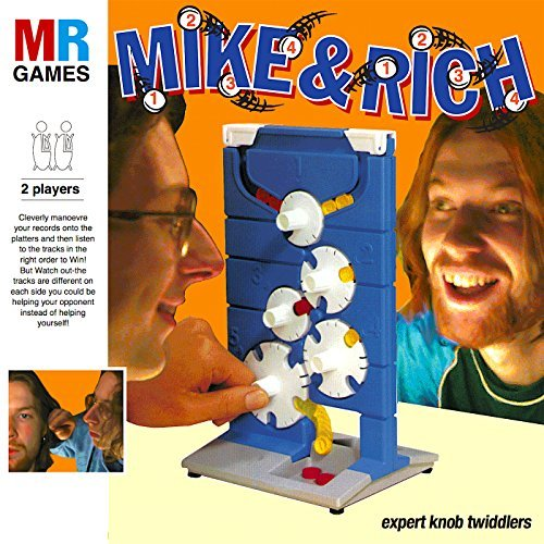 Mike & Rich Expert Knob Twiddlers