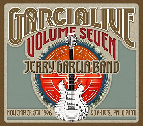Jerry Garcia Garcialive Volume Seven November 1976