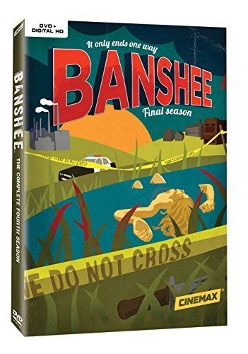 Banshee Season 4 DVD