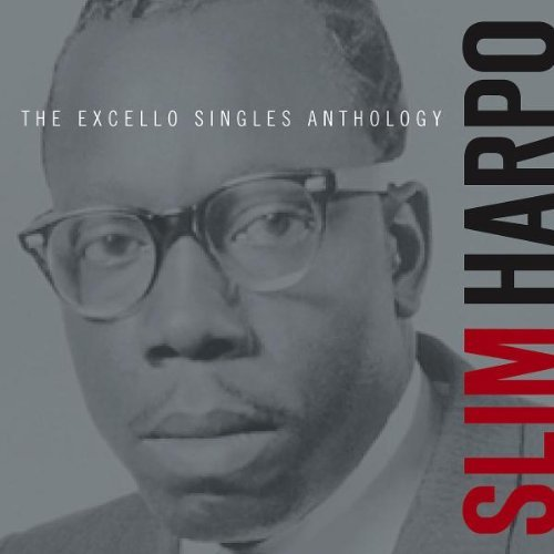 Slim Harpo Excello Singles Anthology 2 CD