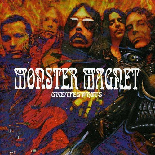 Monster Magnet Greatest Hits 2 Disc Import