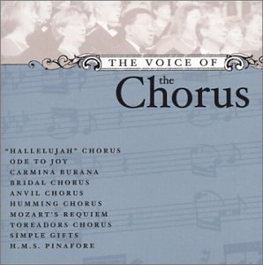 Voice Of The Chorus Voice Of The Chorus Verdi Orff Wagner Berlioz & 2 CD Set