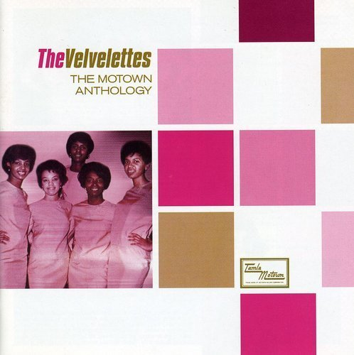 Velvelettes Motown Anthology Import Gbr 2 CD