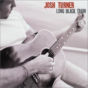 Josh Turner Long Black Train B W Backwoods Boy